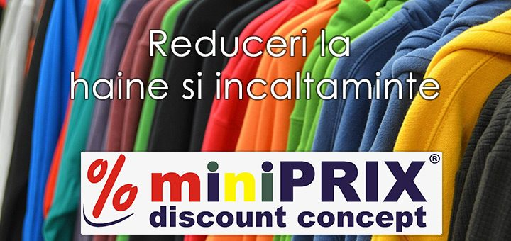 Oferte si Promotii Miniprix online