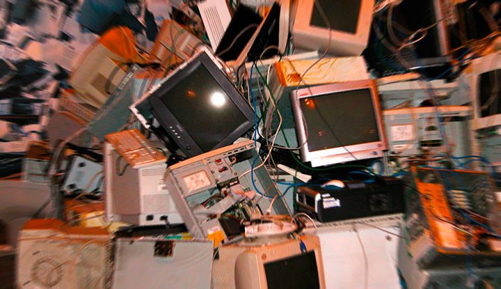 deseuri echipamente electronice si electrice DEEE