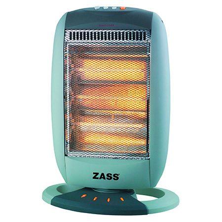 radiator cu halogen quartz