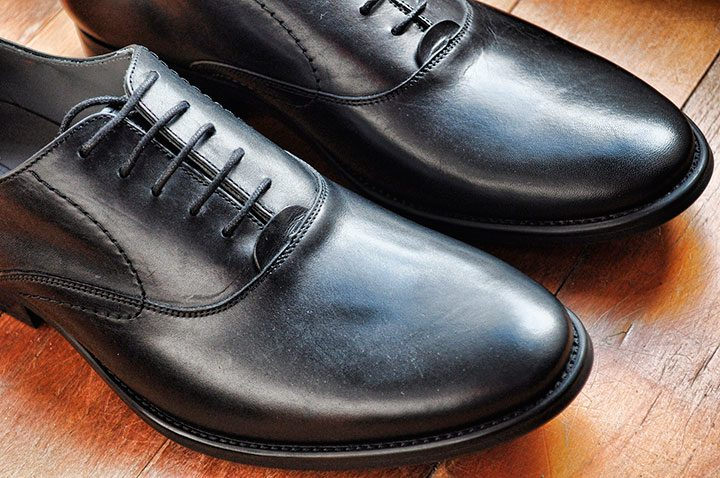 pantofi de piele eleganti