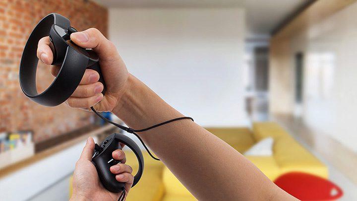controller de comanda pentru vr realitate virtuala