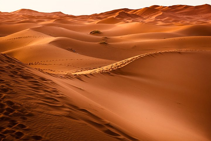 desert uscat umiditate scazuta