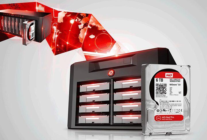 hard disk pentru NAS