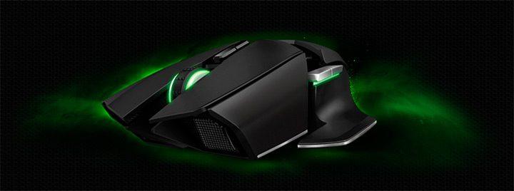 mouse de gaming Razer
