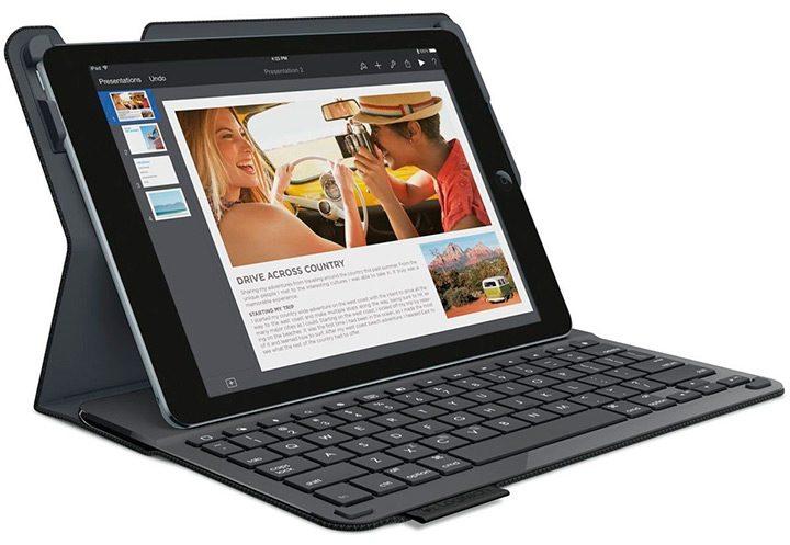 tastatura pentru tablete iPad Logitech