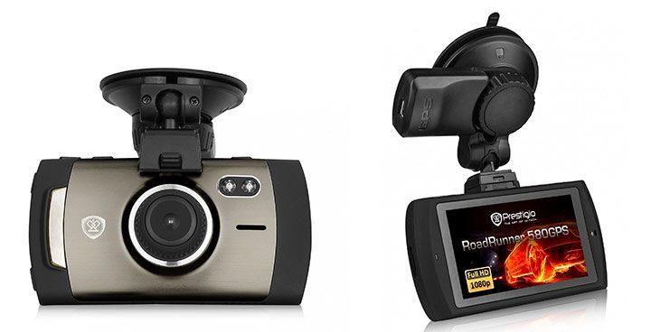 camera video auto cu montare pe parbriz