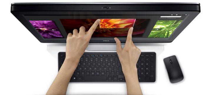 all in one cu ecran touchscreen