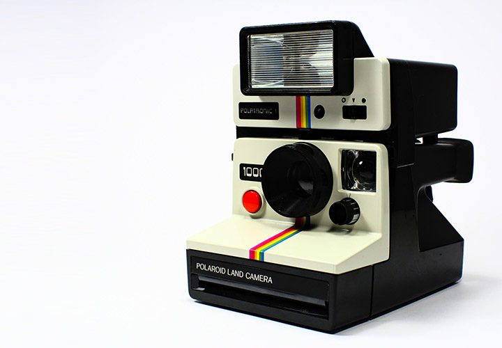 imprimanta si camera foto polaroid