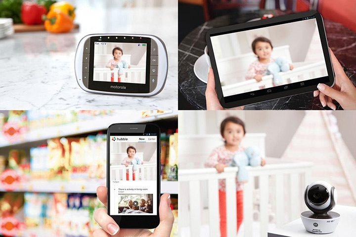 solutii de monitorizare a bebelusilor