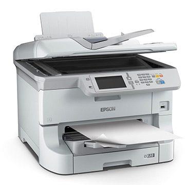 imprimanta multifunctionala cu scanner de documente