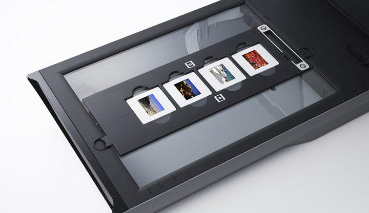 scanner cu adaptor pentru diapozitive filme si negative