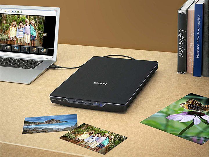 scanner digital pentru fotografii