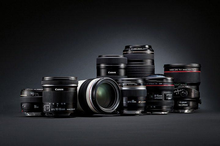 obiective camere foto digitale