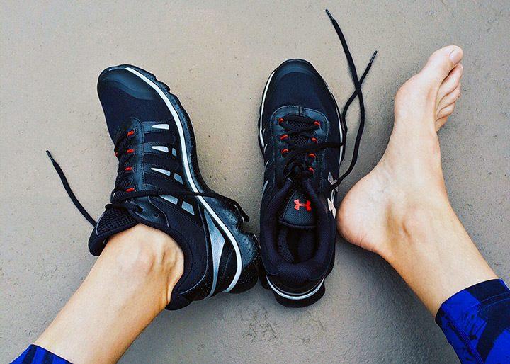 pantofi pentru alergare confortabili