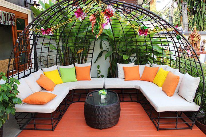 mobilier pentru exterior