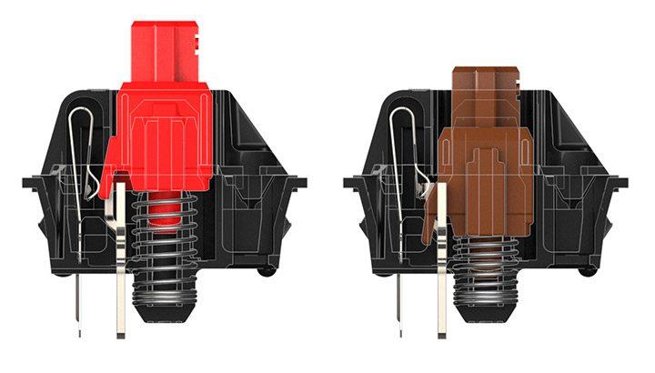 switch mecanic cherry mx